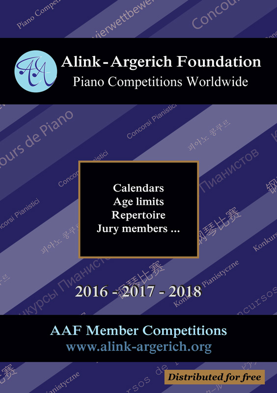 AAF catalogue 2016