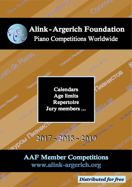 AAF catalogue 2017