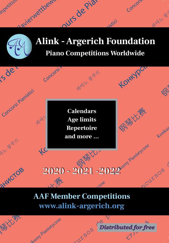 AAF catalogue 2020