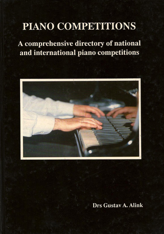 Piano Competitions<br>1st ed. (1988)<br>2nd ed. (1990)