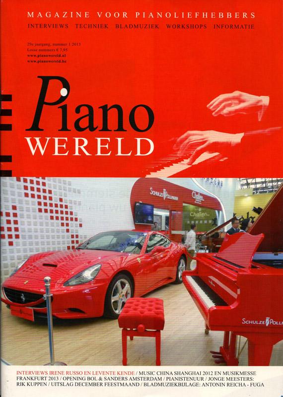 Pianowereld