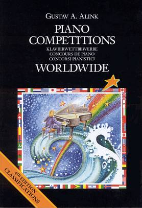 Piano Competitions Worldwide<br>4th edition (2003)