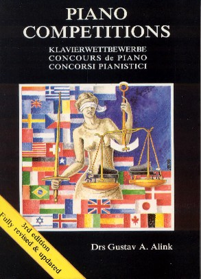 Piano Competitions<br>3rd edition (2000)